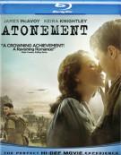 Atonement Blu-ray