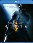 Ninja Blu-ray