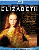 Elizabeth Blu-ray