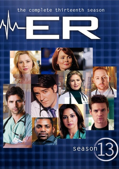 ER: The Complete Thirteenth Season Movie