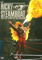 WWE: Ricky Steamboat - The Life Story Of The Dragon Movie