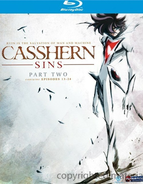 Casshern Sins: Part 2 Blu-ray