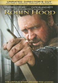 Robin Hood: Unrated Directors Cut Movie