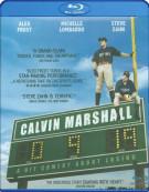 Calvin Marshall Blu-ray