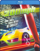 200 MPH Blu-ray