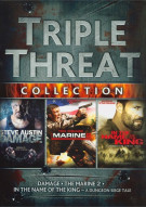 Triple Threat Collection Movie