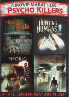4 Movie Marathon: Psycho Killers Movie