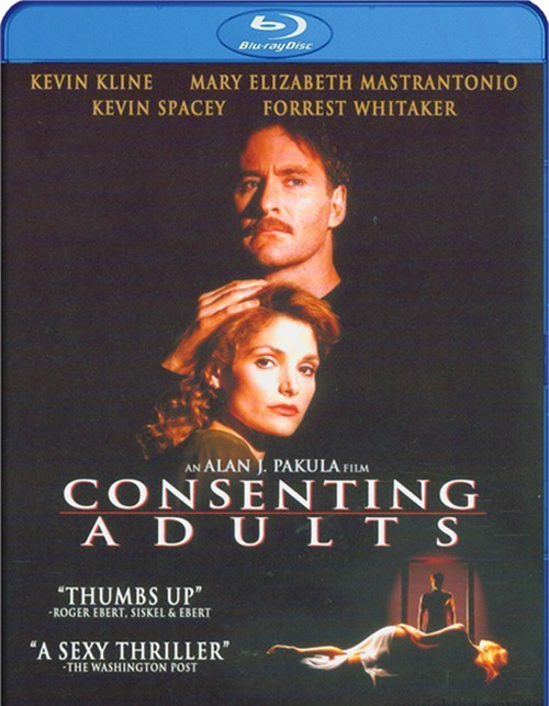 Consenting Adults Blu-ray