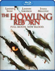 Howling Reborn, The Blu-ray