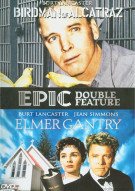 Birdman Of Alcatraz / Elmer Gantry (Double Feature) Movie