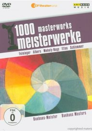 1000 Masterworks: Bauhaus Masters Movie
