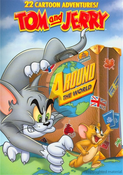 Tom And Jerry: Around The World Movie