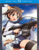 Strike Witches: The Complete 1st Season (Blu-ray + DVD Combo) Blu-ray