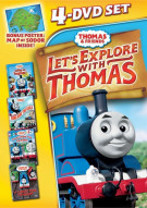 Thomas & Friends: Lets Explore With Thomas (4 Pack) Movie