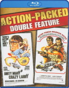Dirty Mary, Crazy Larry / Race With The Devil (Double Feature) Blu-ray