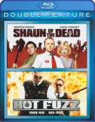 Shaun Of The Dead / Hot Fuzz (Double Feature) Blu-ray