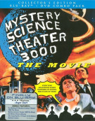 Mystery Science Theater 3000: The Movie (Blu-ray + DVD Combo) Blu-ray