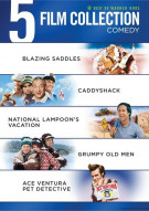 Best Of Warner Bros.: 5 Film Collection - Comedy Movie