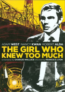 Girl Who Knew Too Much, The Movie