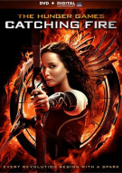 Hunger Games, The: Catching Fire (DVD + UltraViolet) Movie