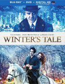 Winters Tale (Blu-ray + DVD + UltraViolet) Blu-ray