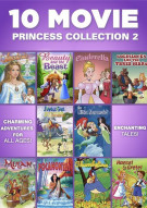 10 Movie Princess Collection 2 Movie
