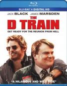 D Train, The (Blu-ray + UltraViolet) Blu-ray
