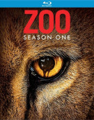 Zoo: The Complete First Season Blu-ray