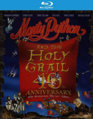 Monty Python And The Holy Grail: 40th Anniversary Edition Blu-ray