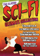 Classic Sci-Fi Ultimate Collection, The Movie