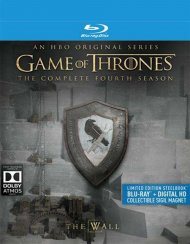 Game Of Thrones: The Complete Fourth Season (Steelbook + Blu-ray + UltraViolet) Blu-ray