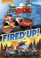 Blaze And The Monster Machines: Fired Up! Movie
