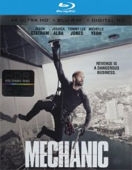 Mechanic: Resurrection (4K Ultra HD + Blu-ray + UltraViolet) Blu-ray