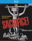 Sacrifice Blu-ray