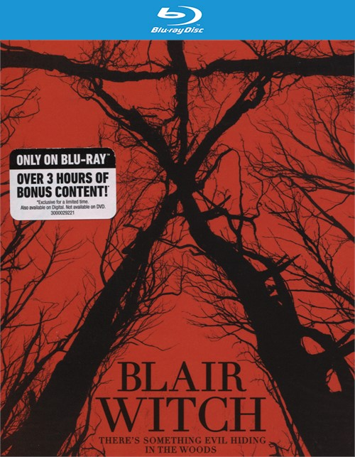 Blair Witch (Blu-ray + DVD + UltraViolet) Blu-ray