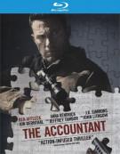 Accountant, The  (Blu-ray + DVD Combo + Digital HD Ultraviolet)  Blu-ray