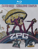 ZPG: Zero Population Growth Blu-ray