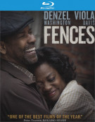 Fences (Blu-ray + Digial HD) Blu-ray