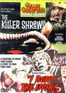 Killer Shrews, The/ I Bury The Living: Killer Creature Double Feature Movie