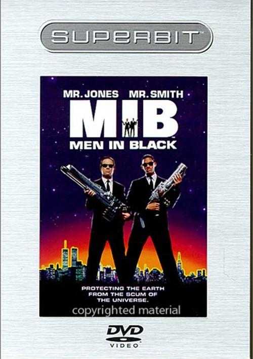Men In Black (Superbit) Movie