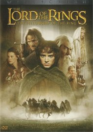 Lord Of The Rings, The: The Fellowship Of The Ring (Widescreen) Movie