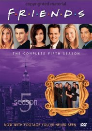 Friends: The Complete Fifth Season Movie