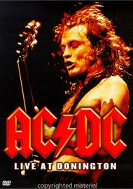 AC/DC: Live At Donington Movie