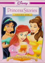 Disney Princess Stories: A Gift From The Heart - Volume 1 Movie