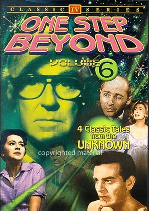 one step beyond volume 6 alpha dvd 1959 dvd empire