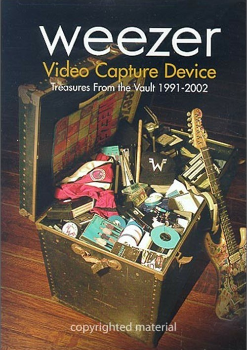 Weezer: Video Capture Device Movie