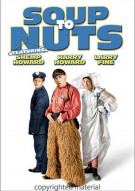 Soup To Nuts (Three Stooges) Movie