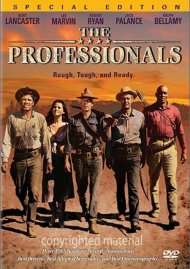 Professionals, The: Special Edition Movie