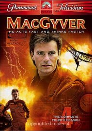 MacGyver: The Complete Fourth Season Movie