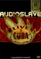 Audioslave: Live In Cuba (Deluxe Edition) Movie